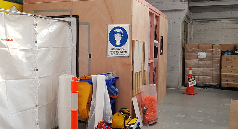 A Class Asbestos Removal